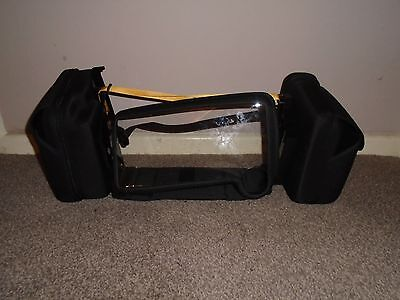 Brand New LIFEPAK 12 Carrying Case Side Pouches, Shoulder Strap and Screen Cover