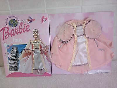 Discover the World with Barbie Outfit and Magazine No 3 Italy