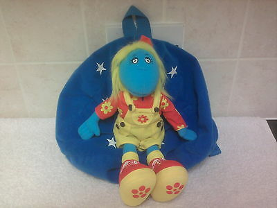 The Tweenies Bella Soft / Plush Toy Backpack / Bag