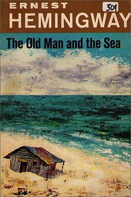 The Old Man And The Sea Vintage (1952) Paperback Book - (Ernest Hemingway)