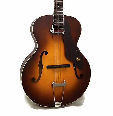 Gretsch G9555 New Yorker Archtop Acoustic-Electric Guitar w/ DeArmond Pickup