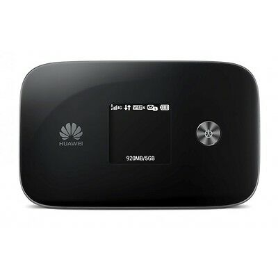 Telstra Locked Wi-fi Hotspot Huawei E5786 4G LTE CAT6 300Mbps Pocket Wifi