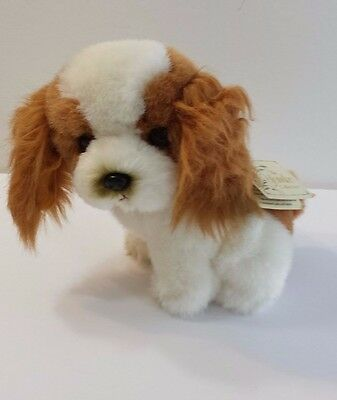 "Yomiko Collection Cocker Spaniel 7"" Puppy Dog Plush Stuffed Animal Collectible"