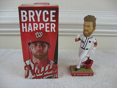 Bryce Harper Washington Nationals 2014 SGA Bobblehead Natitude