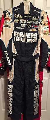 Kasey Kahne Crew Chief Kenny Francis Nascar Race Used Pit Crew Firesuit