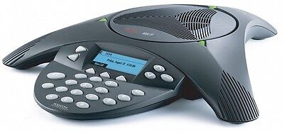 Avaya 4690 IP Conference Station Speaker Phone Base With Power!!