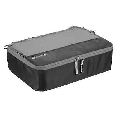 Kathmandu Packing Cell Classic Travel Storage Luggage Organiser Case Med Black