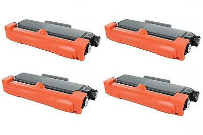 4PK BROTHER TN660 HY/TN630 Toner for Brother DCP-L2520 DCP-L2540 HL-L2300