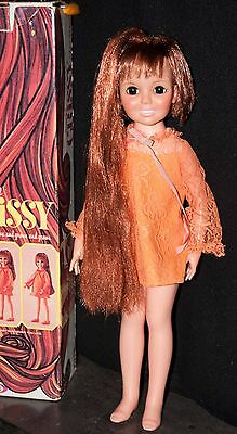 1st Edition CRISSY DOLL 1969 with box Great Condition IDEAL