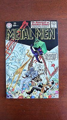 Metal Men #4,  1963 Issue  7.0 grade Movie in the works