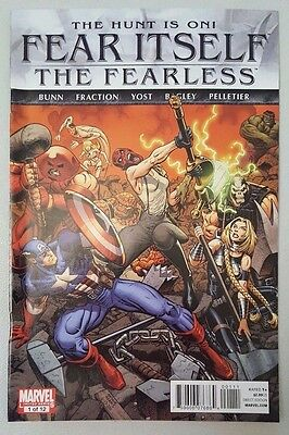 Fear Itself: The Fearless #1 of 12 2011 Marvel Comics VF Flat Shipping