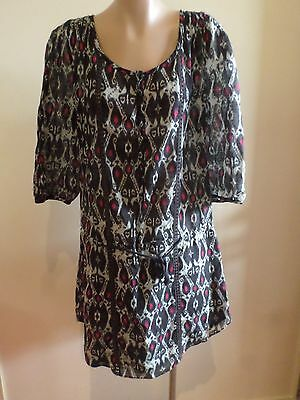 Women's *~*COUNTRY ROAD*~* 3/4 Sleeve Dress Size 10