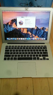 """Apple MacBook Air A1466 13.3"""" Laptop early 2014 i5 used condition"""