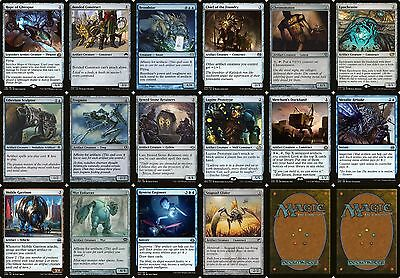 Artificers Affinity | Magic The Gathering Modern Mono Blue 60 Card Deck Lot