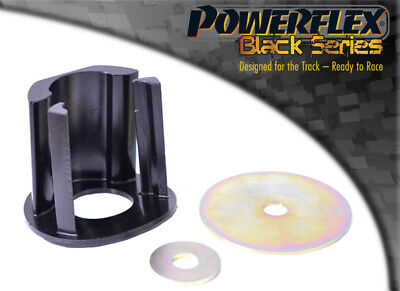 Vw Golf Mk5 Gti R32 Pff85-504Blk Powerflex Black Lower Engine Mount Insert Large
