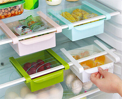 Kitchen Fridge Drawer-type Classification Fresh Multipurpose New Storage Rack