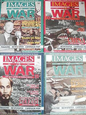 Images Of War Magazines Issues 49-52