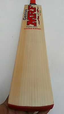 Big Offer MRF LIMITED EDITION Grade 1 English Willow Cricket Bat Excellent pings