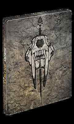 Far Cry Primal Steelbook Case (no game)*NEW*