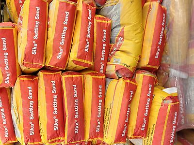sika sand   20 BAGS FOR £200 BARGAIN FOR SPRING