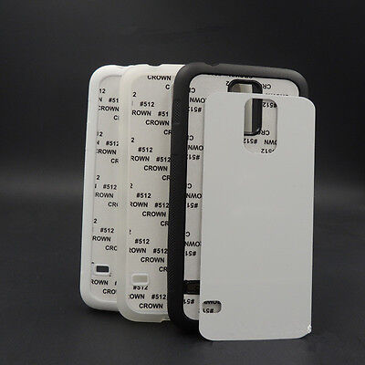 10pcs Wholesales Heat Sublimation Personalize Soft Cell Phone Cases for Samsung
