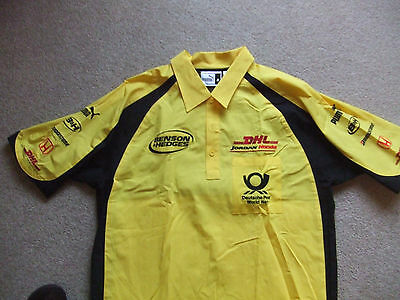 F1 Jordan Racing  Race Shirt Mens