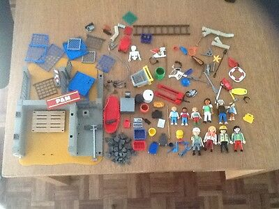 Playmobil Job Lot Of Figures And Accessories