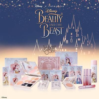 *Limited* Cute Press Disney Beauty and the Beast Makeup Collection Eye Lip Face