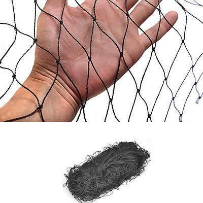 Buy Orchard Crop Veg Anti-bird Net Black SP92 Anti Bird Netting 6x6cm Mesh Hole
