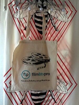 Film and Tv Pro Promotional Canvas Tote Bag