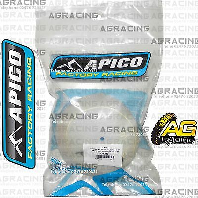 Apico Dual Stage Pro Foam Air Filter For Gas Gas TXT 200 1995 95 Trails New