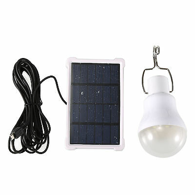 Home Bulb Outdoor & Indoor Solar Powered LED Lighting System Solar Light