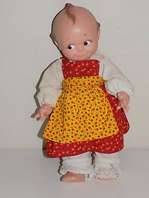 """CAMEO 15"""" Doll Marked 11-7-67 Vintage???"""