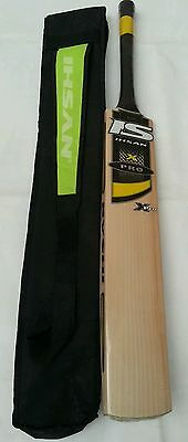 Sale Offer IHSAN X PRO Top Grade English Willow Cricket Bat, Excellent Pings,