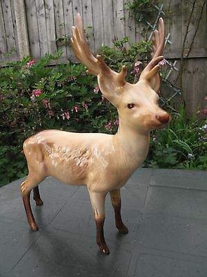 LOVELY BESWICK REGAL STANDING STAG DEER MODEL No 981