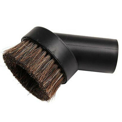 2017 Round Dusting Brush Dust Tool Attachment fr Vacuum Cleaner Round 32mm