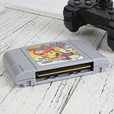 Mario Party Cartridge Only For Nintendo 64 Card (1999) Good Condition US Version