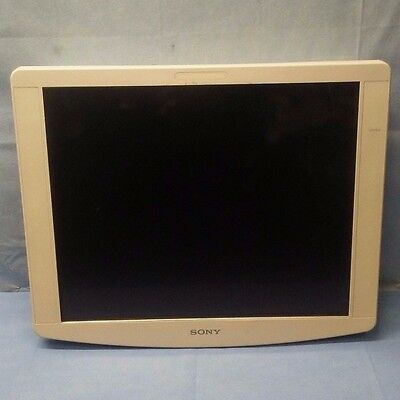 SONY LCD Monitor Model:LMD1951MD/BS