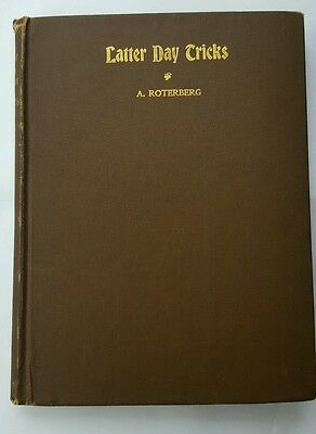 A. Roterberg's Latter Day Tricks :: 1896