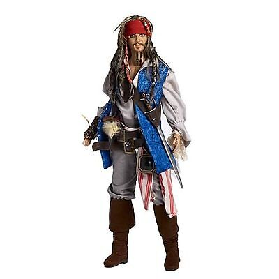 Captain Jack, Pirates of the Carribean