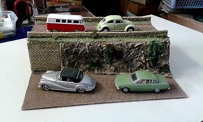 Road Diorama, Hand Built. Oo Scale Rd1