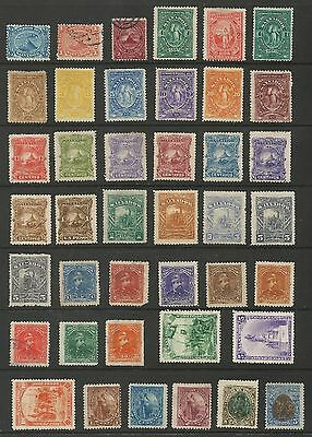 Salvador Stamp Collection 41 MH & Used #1//#108 CV $35.65 L113