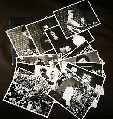 Pre Order Bruce Lee:The man the Legend photoset. with presentation envelope.