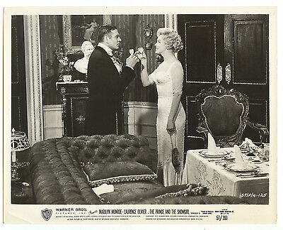 Marilyn Monroe FOH Lobby Still  The Prince And The Showgirl 1957 Original