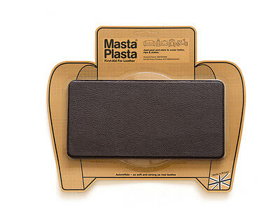 Leather Repair Self-Adhesive Patch for Sofa Car Seat Bags Mastaplasta 200x100mm
