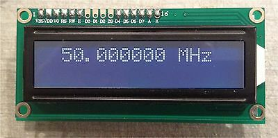 50MHz LCD Frequency Counter Module with IF Offset Free UK Postage