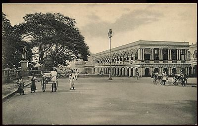 Vintage Postcard Council Chamber Colombo Unused Ref: KA095