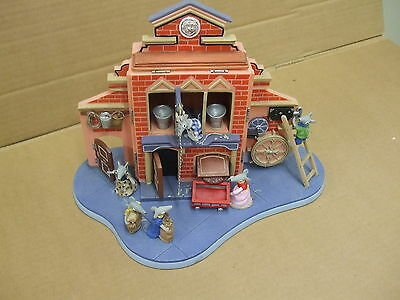 BGMB2 Bagpuss The Mouse Mill Musical Box 108/1000 RARE - Ex shop display item