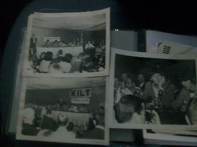 BEATLES - 3 RARE 1965 at the SHERATON LINCOLN HOTEL in HOUSTON TEXAS