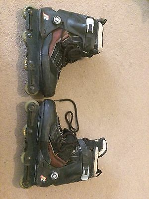 K2 Style Point Bobs Size 10.5